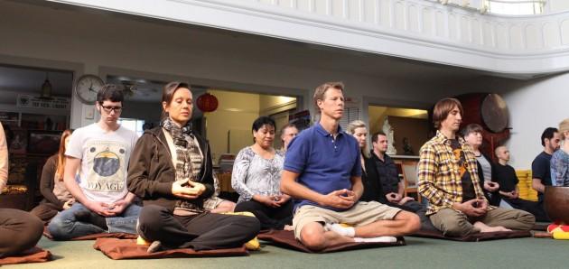 Zen Class, 1st Sat. Each Month