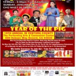 Sun, Jan 20th, Vietnamese New Year Festival