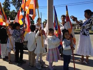 Kathina Procession 2012