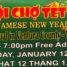 Jan 12: Vietnamese New Year Festival